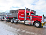Cadman Transport Truck